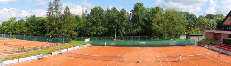Tenisklubdeza